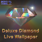 Deluxe Diamond Live Wallpaper icon