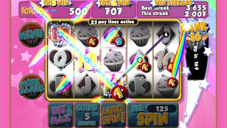 Cupcake Frenzy Slots 1.0.6 screenshot 89663