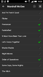 Playlist Manager Pro- screenshot thumbnail