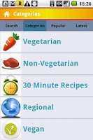 Screenshot of Nitu Didi Recipes