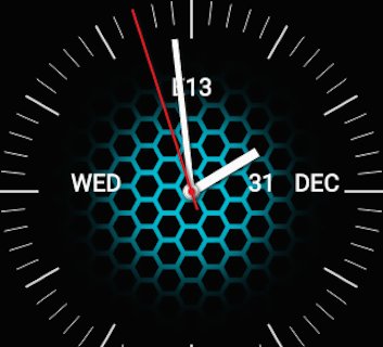 【免費工具App】Honeycomb Watchface-APP點子