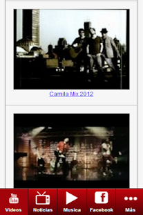 Camila: Videos + Songs - screenshot thumbnail