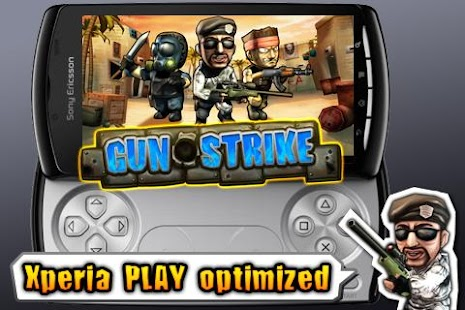 Gun Strike XperiaPlay - screenshot thumbnail