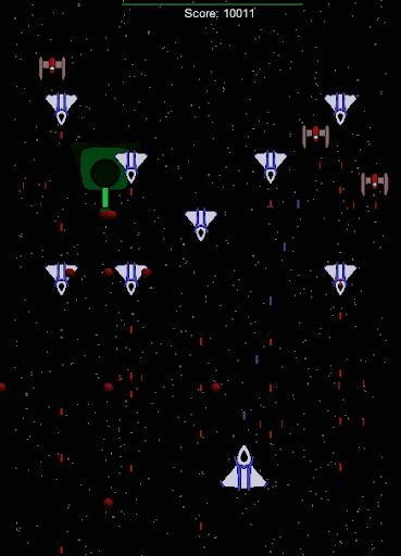 Galactic Pew Pew