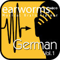 Earworms Rapid German Vol.1 logo