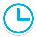 Windows 8 Metro UI Clock