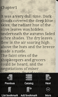 Screenshot of Three Short Stories
