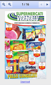 Supermercati Verdeblu screenshot 7