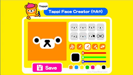 Tappi Bear - Face Creator