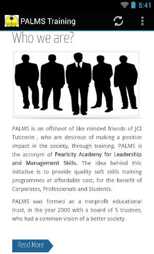 【免費商業App】PALMS Training-APP點子
