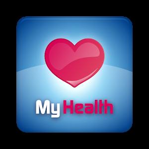 我的健康管理MyHealthApp LOGO-APP點子