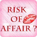 R U at risk of having Affair? logo