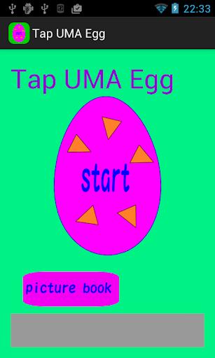 Tap UMA egg