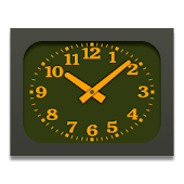 Japanese Station Clock