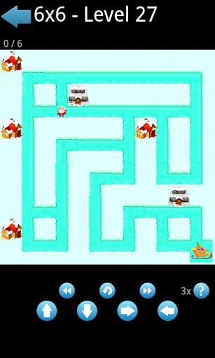 Maze Runner: Santa