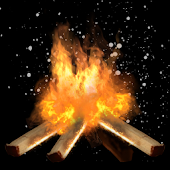 CampFire Go Launcher EX theme