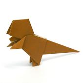 Dinosaur Origami 4