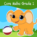 Homeschooling Math program for Kids in First Grade icon