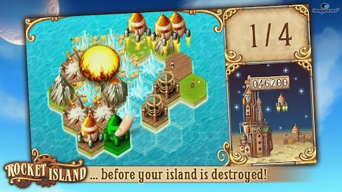Rocket Island Screenshot 3