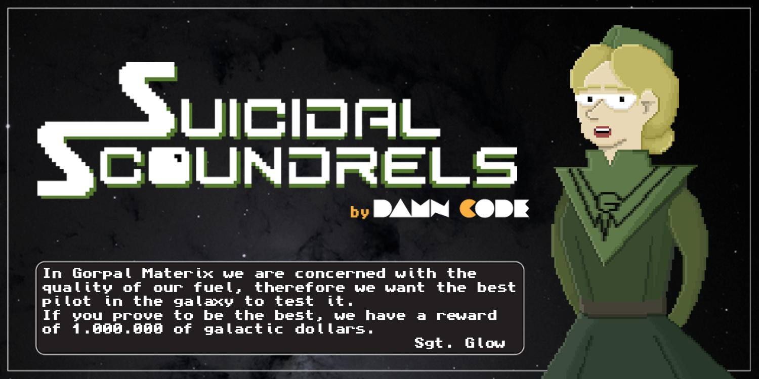 Suicidal Scoundrels- screenshot