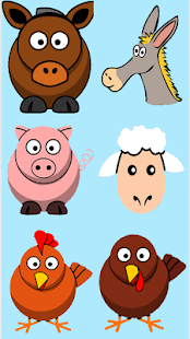 Farm Animals - Sounds- screenshot thumbnail