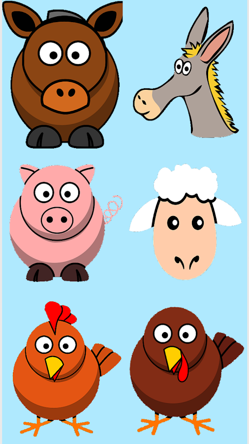 Farm Animals - Sounds- screenshot