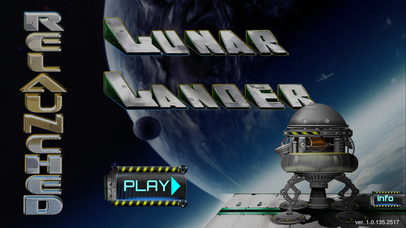 Lunar lander relaunched - Android Apps on Google Play