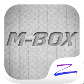 M-Box Theme - ZERO launcher