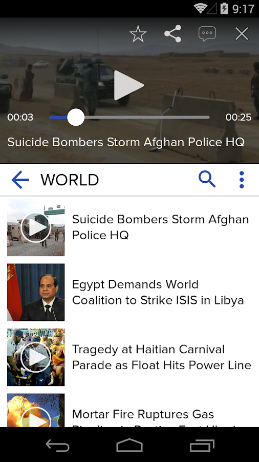 NBC News - screenshot
