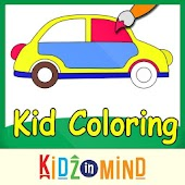 Colour and Paint - KidzInMind