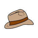 Hat's Up Lite logo