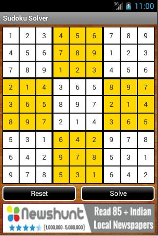 【免費解謎App】Sudoku Solver-APP點子
