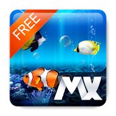 [Live] MX Free Theme Aquarium
