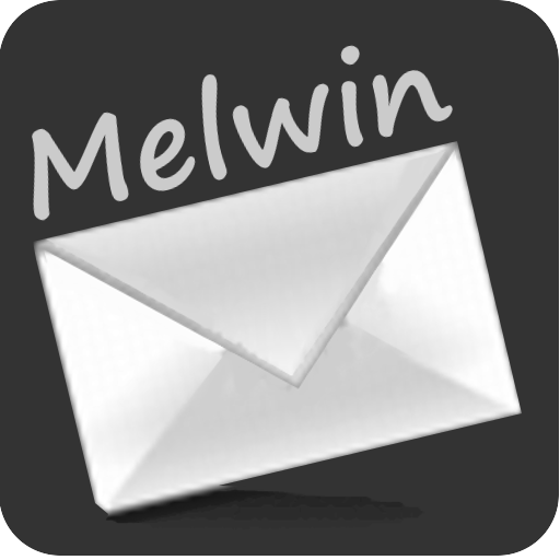 Melwin Mail HD - Email Client 通訊 App LOGO-硬是要APP