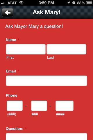 玩新聞App|Mayor Mary Hawkins Butler免費|APP試玩