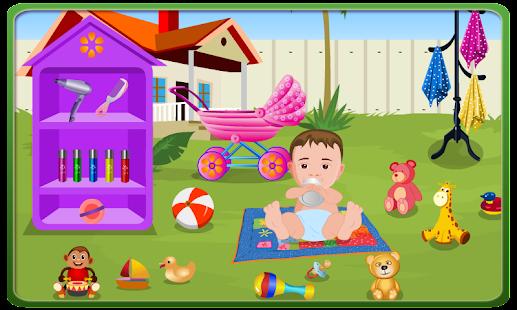 婴儿户外用品沐浴