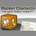 Recent Contacts Widget icon