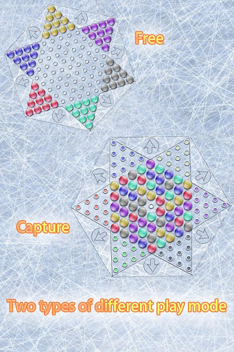 Realistic Chinese Checkers