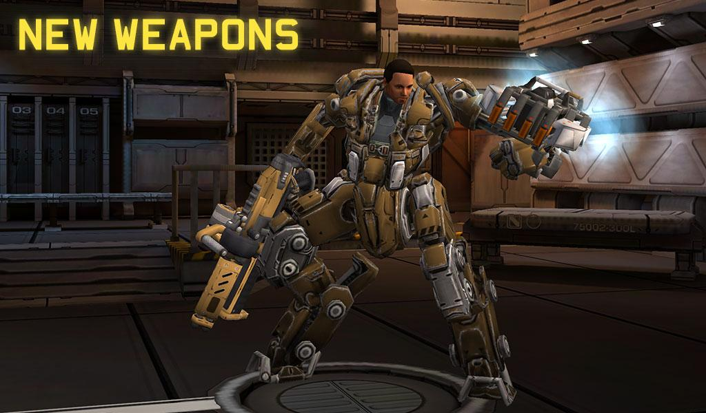XCOM®: Enemy Within screenshot #4