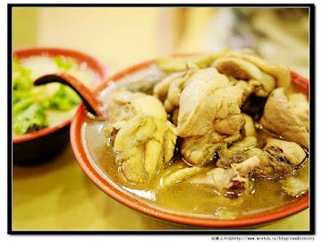 阿婧姑麻油雞