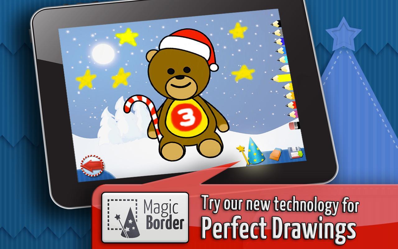 Disegni da colorare - Natale- screenshot