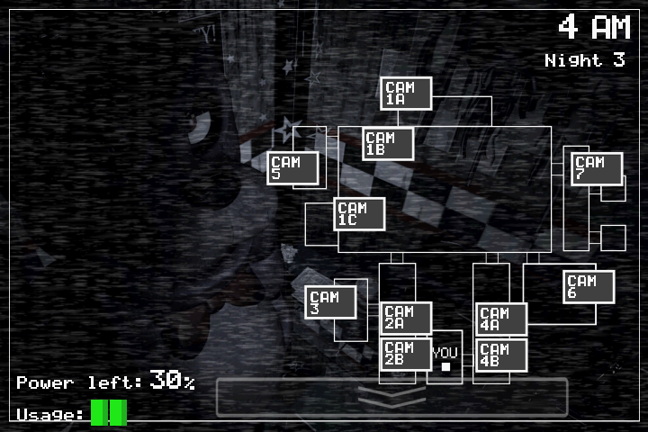 Five Nights at Freddy's- screenshot