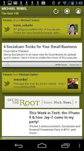 Michael Seibel: The Root 100 - screenshot thumbnail