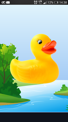 Rubber Duck for Kids