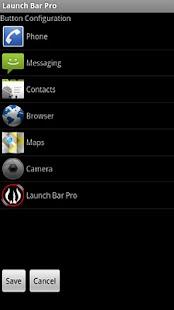 Launch Bar Pro- screenshot thumbnail