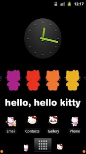 Hello Kitty ADW Theme