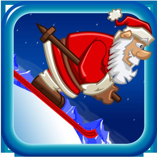 Santa Skier 體育競技 App LOGO-APP試玩