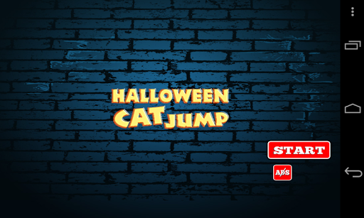 Halloween Cat Jump
