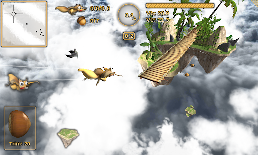 Crazy Flying Squirrel- screenshot thumbnail