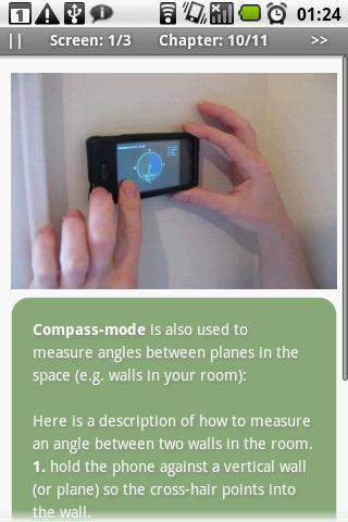 Telemeter - camera measure- screenshot